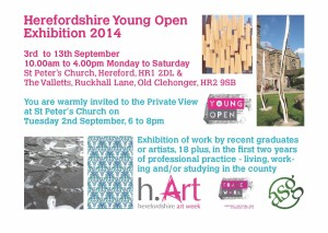 Hereford Young Open Exhibition